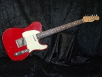Fender Tele 1963 Relic-Namm Show Edition